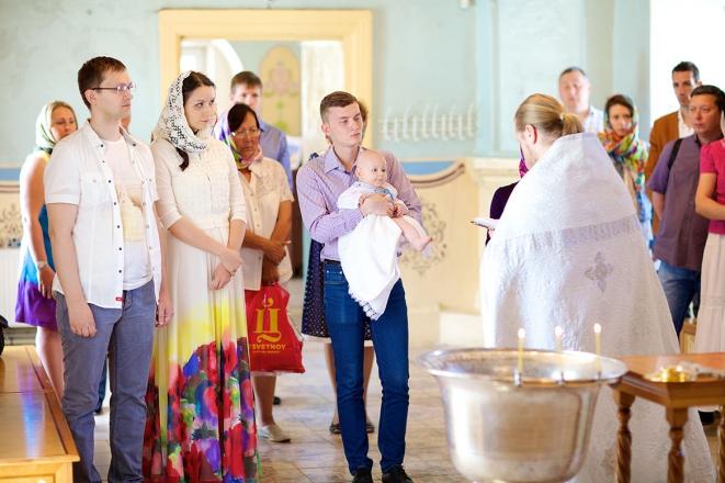 Фотограф Михаил Смирнов +7 (926) 212-33-66 Москва,профессиональный фотограф на свадьбу, репортаж. Яркие свадебные фотографии. - Репортажная съемка - КРЕЩЕНИЕ